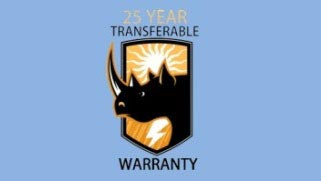 Rhino Shield House Painters 25 year warranty